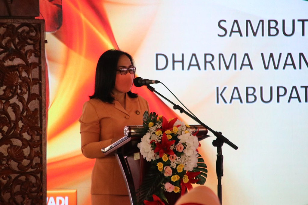 Anggota Dwp Diharapkan Menjadi Role Model Dan Simpul Pemersatu Bangsa Website Pemerintah Kab Blora